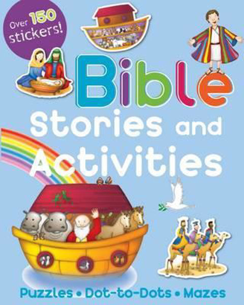 Picture of BIBLE STORIES AND ACTIVITIES