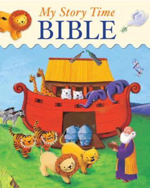 Picture of MY STORY TIME BIBLE