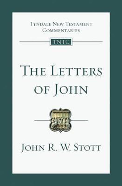 Picture of TYNDALE TNTC/#19 THE LETTERS OF JOHN