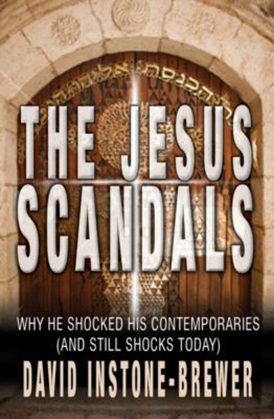 Picture of THE JESUS SCANDALS