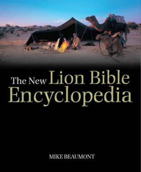 Picture of THE NEW LION BIBLE ENCYCLOPEDIA
