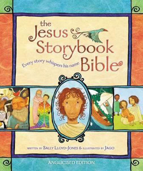 Picture of THE JESUS STORYBOOK BIBLE Anglicised ed