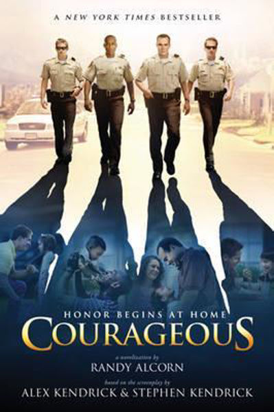 Picture of COURAGEOUS Movie novel