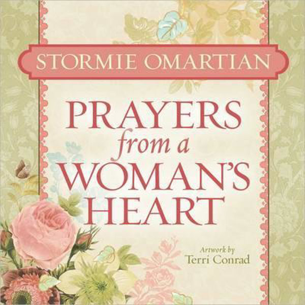 Picture of PRAYERS FROM A WOMAN'S HEART