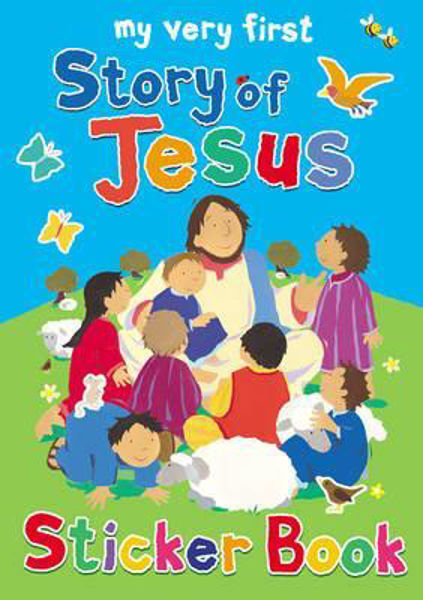 Picture of MY VERY FIRST STORY OF JESUS