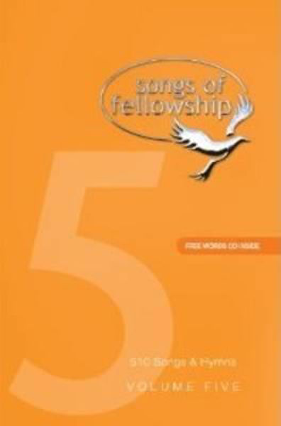 Picture of SONGS OF FELLOWSHIP #5 Music Book
