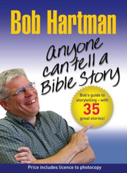 Picture of ANYONE CAN TELL A BIBLE STORY