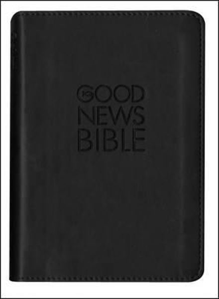 Picture of GOOD NEWS BIBLE COMPACT Charcoal edition