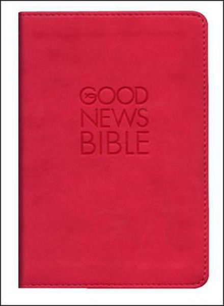 Picture of GOOD NEWS BIBLE COMPACT Pink Edition