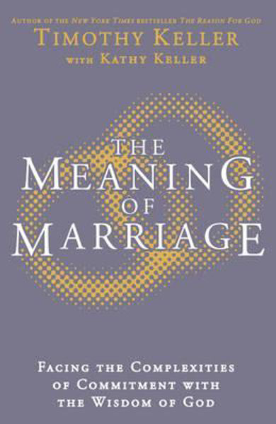 Picture of THE MEANING OF MARRIAGE