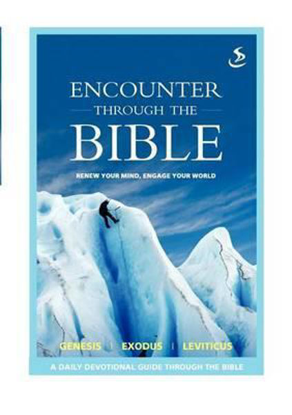 Picture of ENCOUNTER THE BIBLE/Genesis-Leviticus