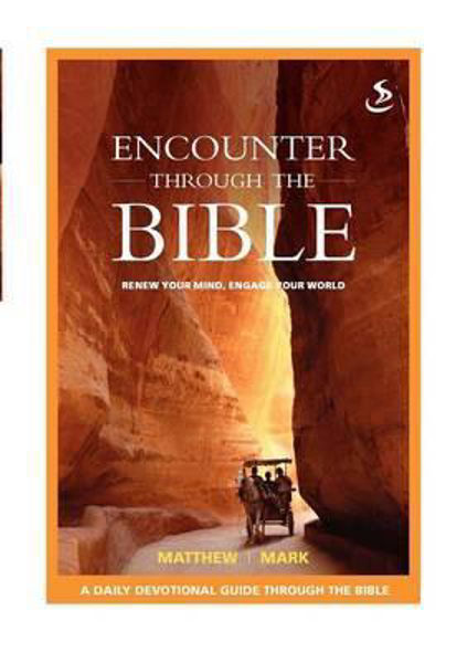 Picture of ENCOUNTER THE BIBLE/Matthew-Mark