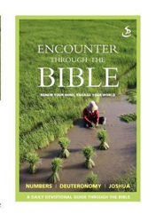 Picture of ENCOUNTER THE BIBLE/Numbers-Joshua