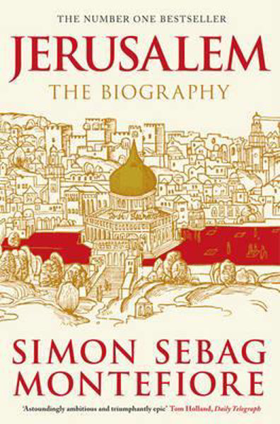 Picture of JERUSALEM THE BIOGRAPHY