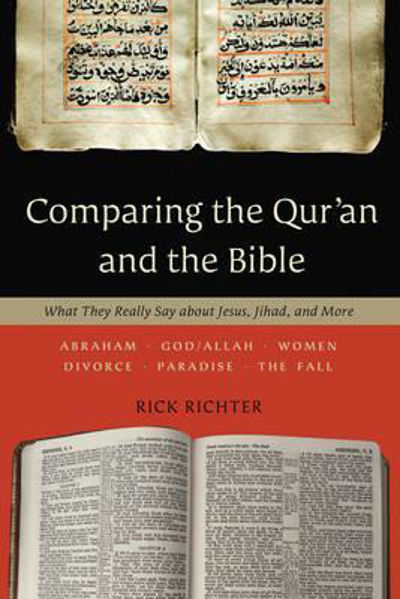 Picture of COMPARING THE QUR'AN AND THE BIBLE