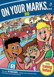 Picture of ON YOUR MARKS DVD