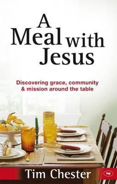 Picture of A MEAL WITH JESUS