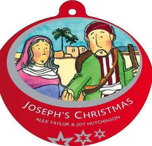 Picture of BAUBLE BK/JOSEPH'S CHRISTMAS
