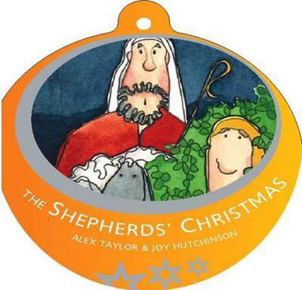 Picture of BAUBLE BK/SHEPHERDS' CHRISTMAS