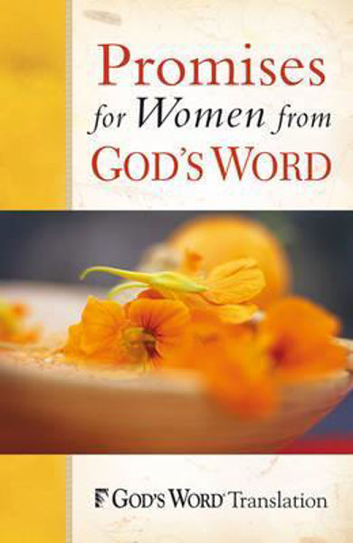 Picture of PROMISES FOR WOMEN FROM GOD'S WORD