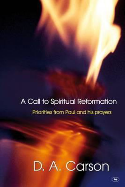 Picture of A CALL TO SPIRITUAL REFORMATION