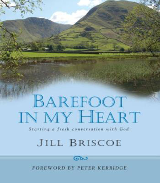 Picture of BAREFOOT IN MY HEART