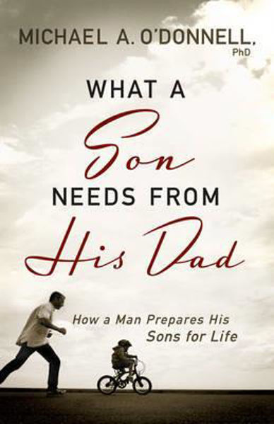 Picture of WHAT A SON NEEDS FROM HIS DAD