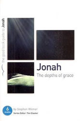 Picture of GOOD BOOK GUIDE/JONAH Depths of grace