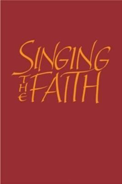 Picture of SINGING THE FAITH/WORDS Large Print