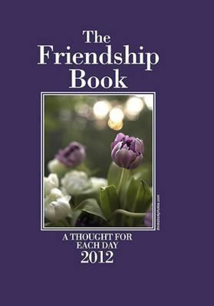 Picture of THE FRIENDSHIP BOOK 2012