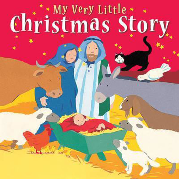 Picture of MY VERY LITTLE CHRISTMAS STORY