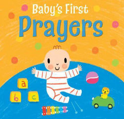 Picture of BABY'S FIRST PRAYERS