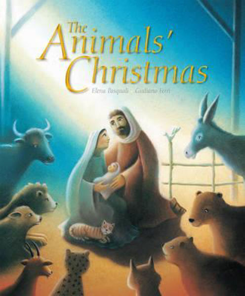 Picture of THE ANIMAL'S CHRISTMAS
