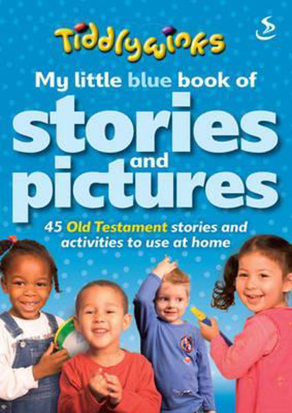 Picture of TIDDLYWINKS/BLUE STORIES & PICTURES