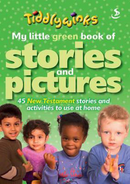 Picture of TIDDLYWINKS/GREEN STORIES & PICTURES