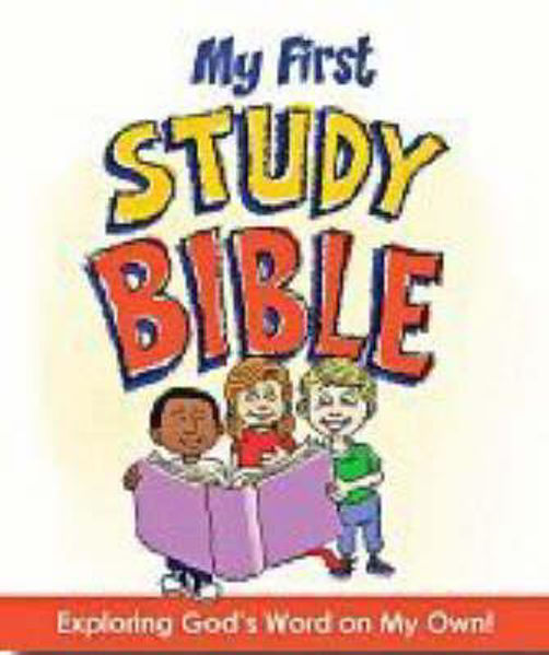Picture of MY FIRST STUDY BIBLE