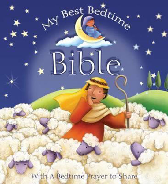 Picture of MY BEST BEDTIME BIBLE