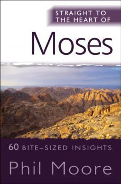 Picture of STRAIGHT TO THE HEART OF/MOSES
