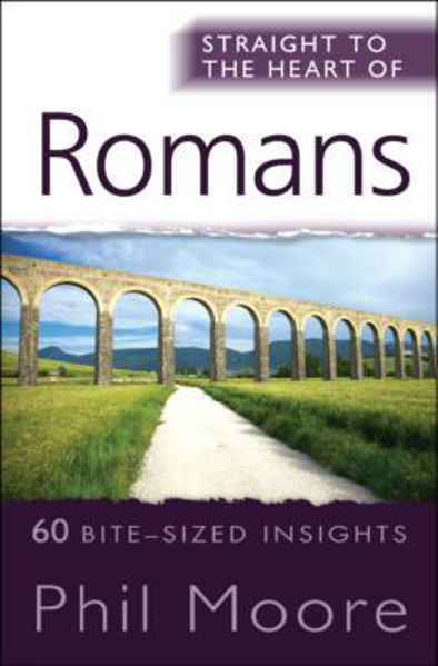 Picture of STRAIGHT TO THE HEART OF/ROMANS