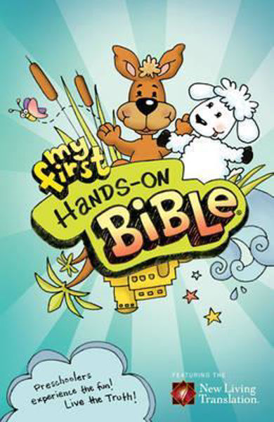 Picture of NLT MY FIRST HANDS ON BIBLE