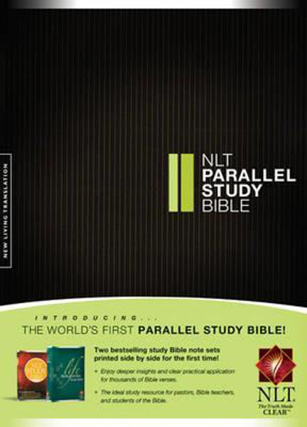 Picture of NLT PARALLEL STUDY BIBLE
