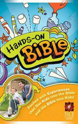 Picture of NLT HANDS ON BIBLE Paperback