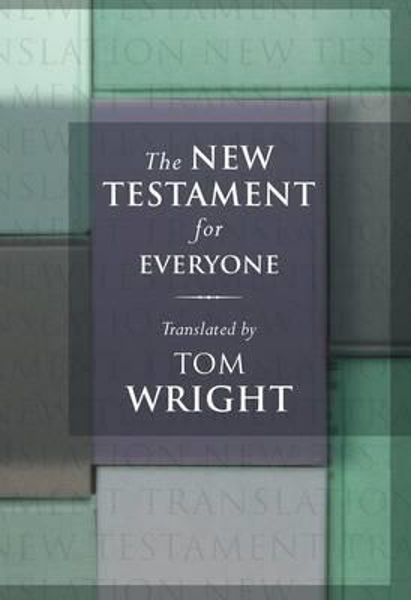 Picture of THE NEW TESTAMENT FOR EVERYONE