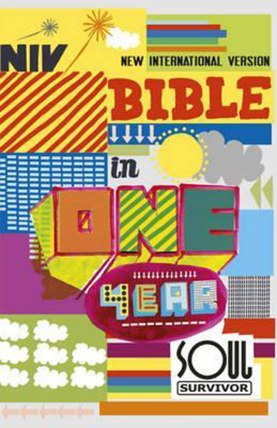 Picture of NIV 2011/BIBLE IN ONE YEAR Paperback
