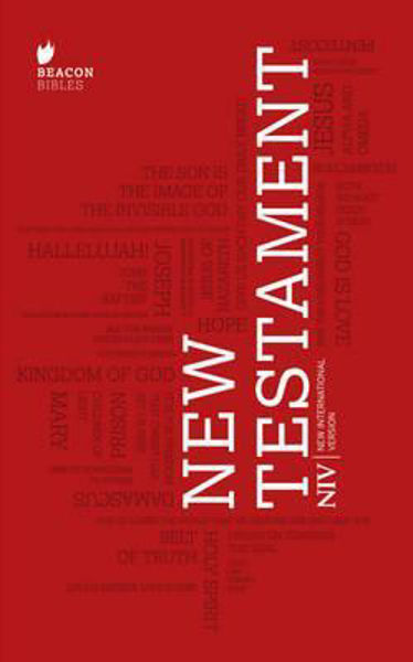 Picture of NIV 2011/NEW TESTAMENT Paperback