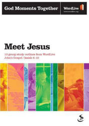 Picture of GOD MOMENTS TOGETHER/MEET JESUS