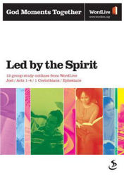 Picture of GOD MOMENTS TOGETHER/LED THE SPIRIT