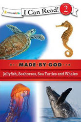 Picture of I CAN READ#2/SEA CREATURES