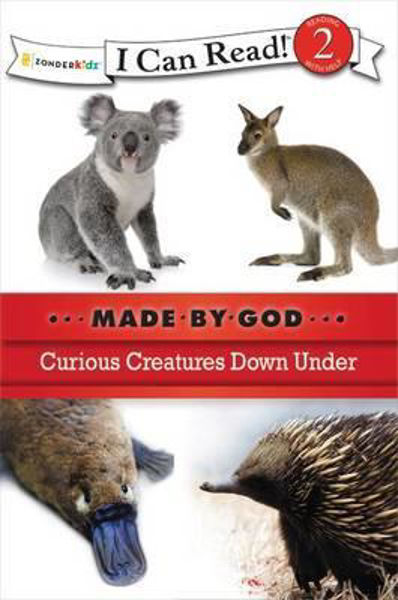 Picture of I CAN READ#2/CURIOUS CREATURES DOWN UNDE
