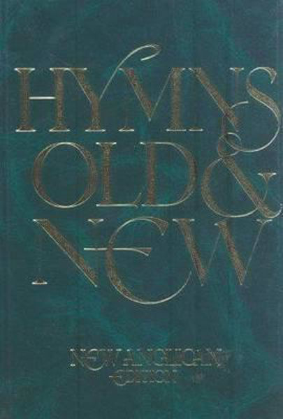 Picture of HYMNS OLD & NEW New Anglican words